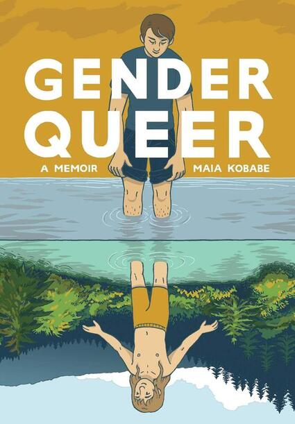 Gender Queer book cover